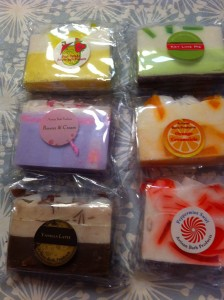 artisan bath bars